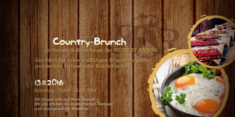 Country-Brunch | 13.11.