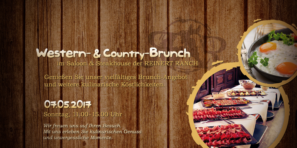 Western- & Country-Brunch | 07.05.