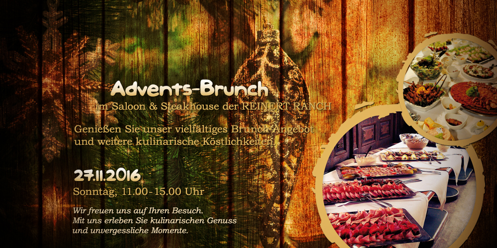 Advents-Brunch | 27.11.